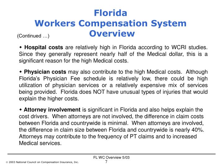 an overview of workers compensation What is workers' compensation insurance a state-regulated insurance program that pays medical bills and lost wages for employees with work-related injuries and/or.