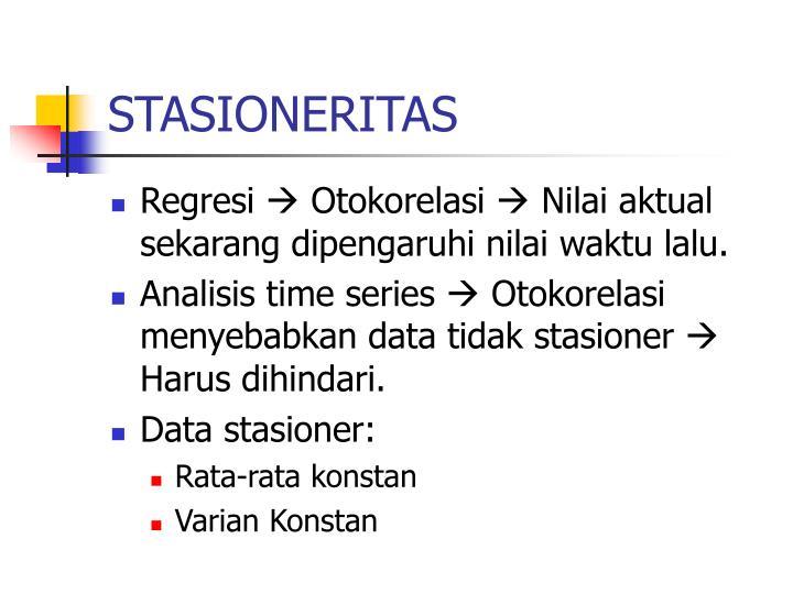 STASIONERITAS