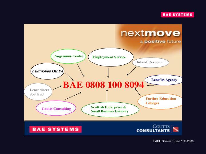 PACE Seminar, June 12th 2003