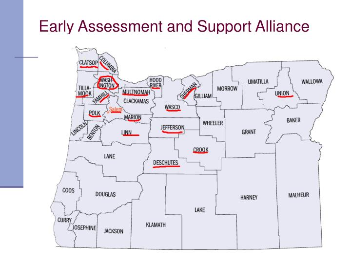 Early Assessment and Support Alliance