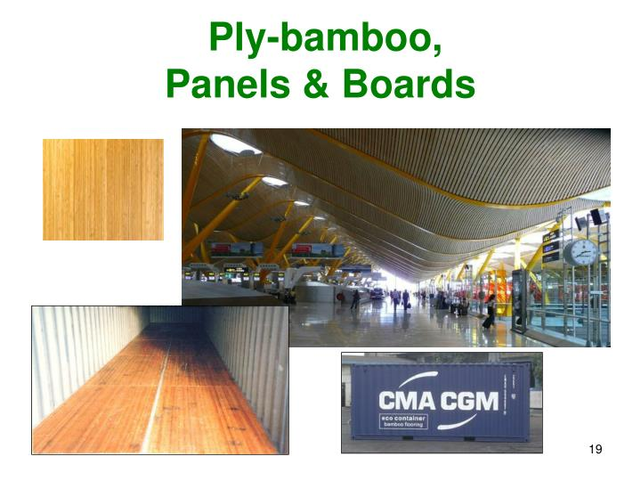 Ply-bamboo,