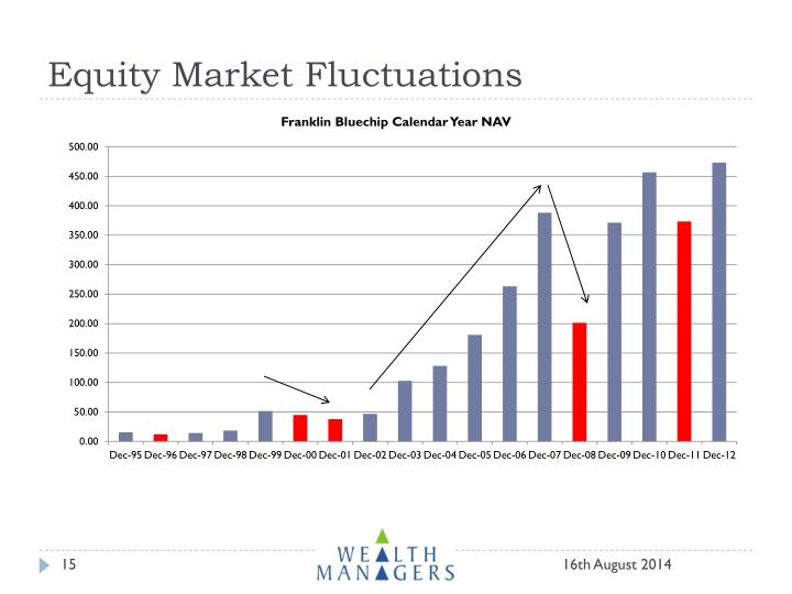 Equity Market Fluctuations