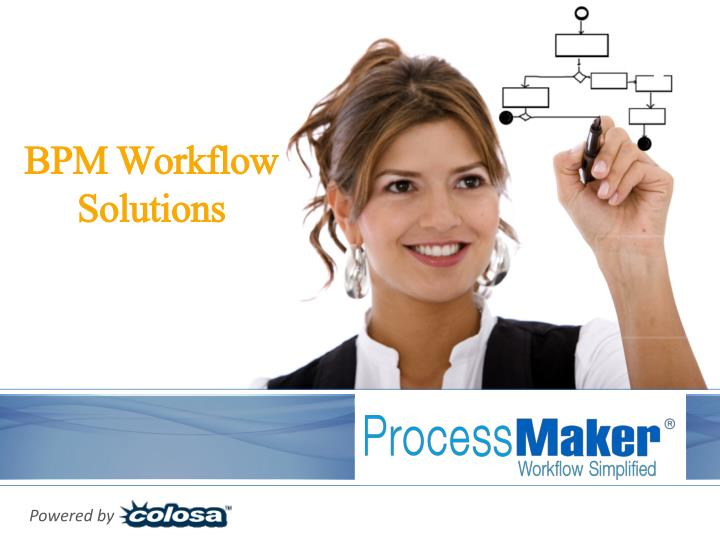 Bpm workflow solutions
