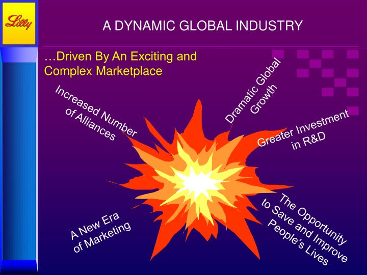 A dynamic global industry