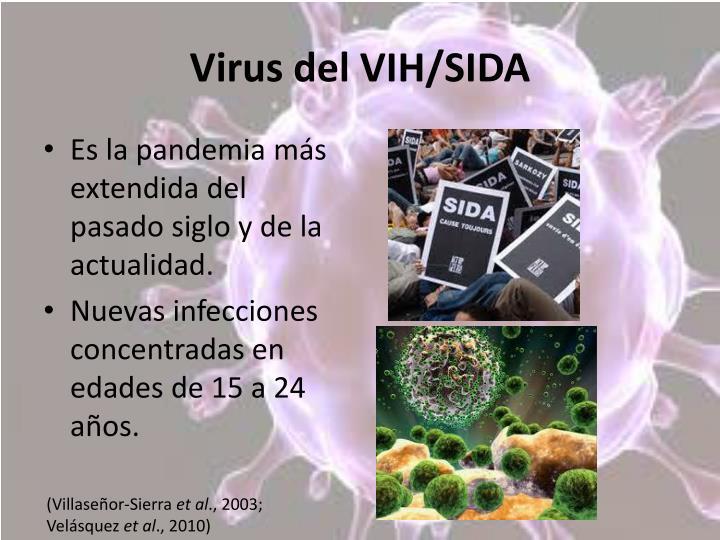 Virus del VIH/SIDA