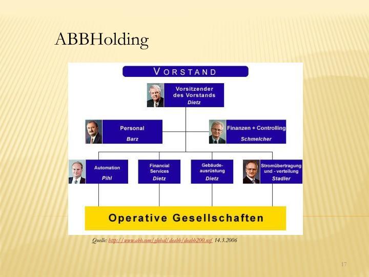 ABBHolding