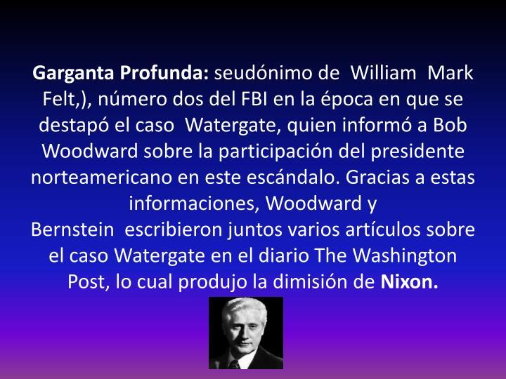 Garganta Profunda: