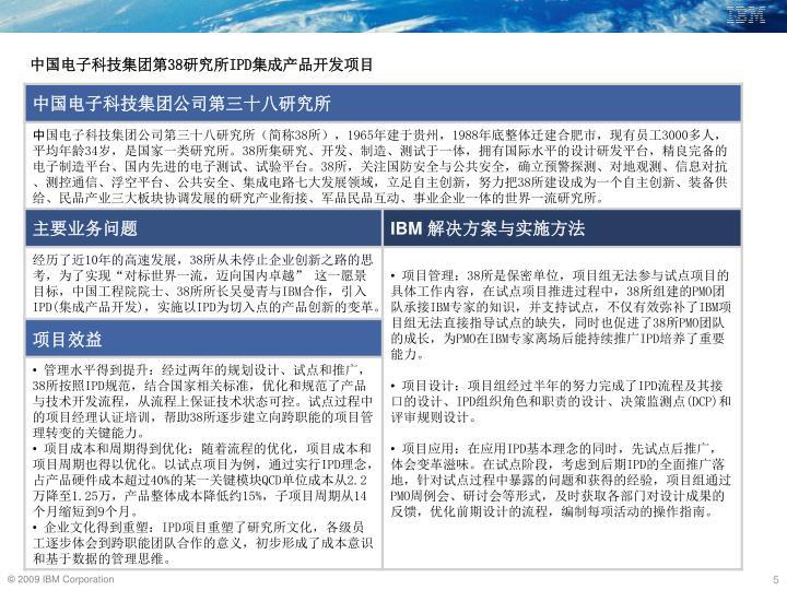 中国电子科技集团第