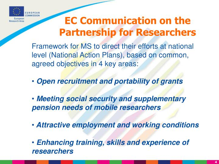 EC Communication on the Partnership