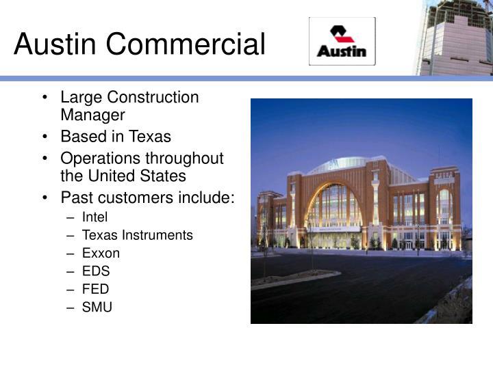 Austin Commercial