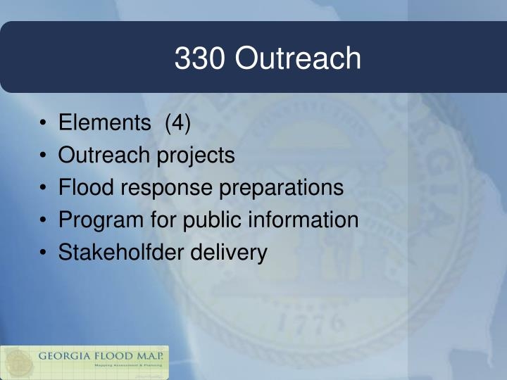 330 Outreach