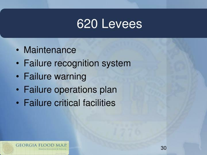 620 Levees