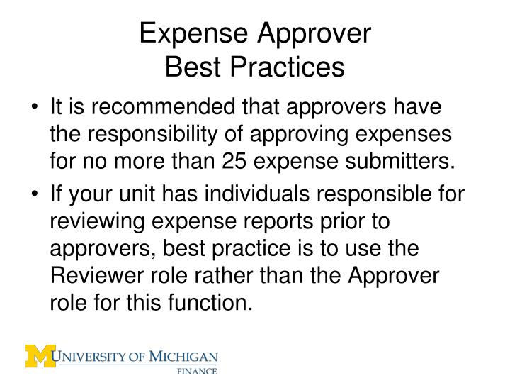 Expense Approver