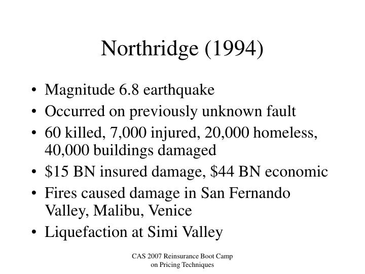 Northridge (1994)