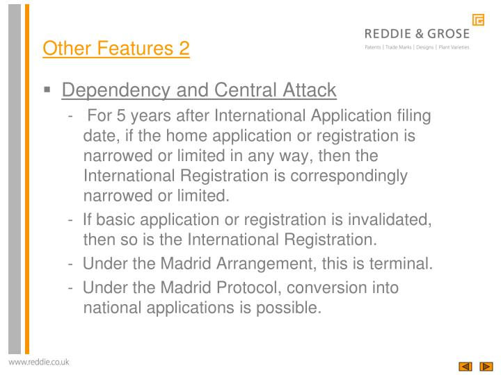 Dependency and Central Attack