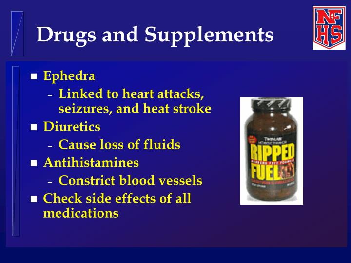 Drugs and Supplements