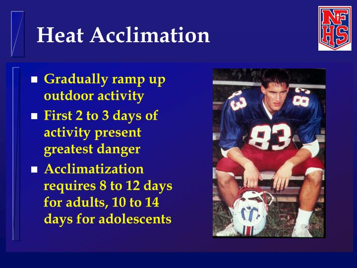 Heat Acclimation