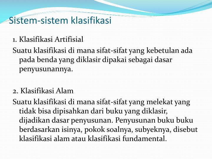 Sistem-sistem