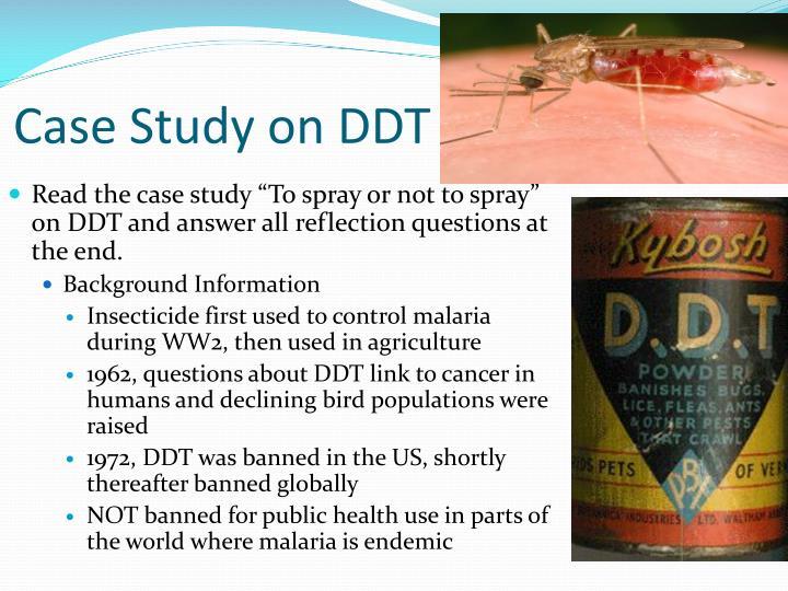 DDT: A Case Study in Scientific Fraud - jpands.org