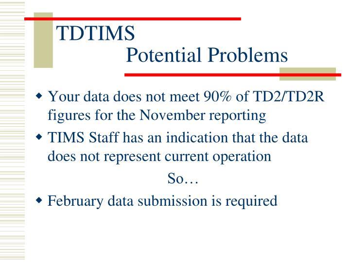 TDTIMS