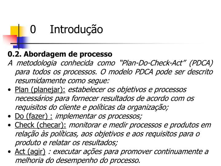 0    Introdução