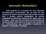 educa o tecnol gica