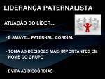 lideran a paternalista