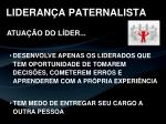 lideran a paternalista1