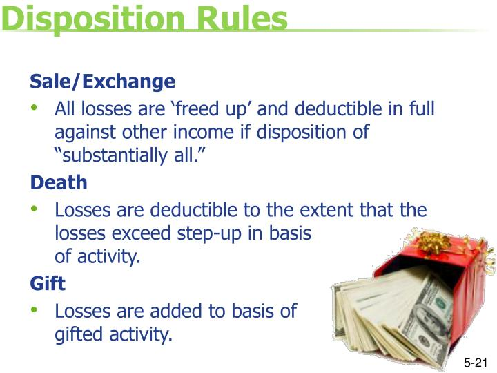 Disposition Rules