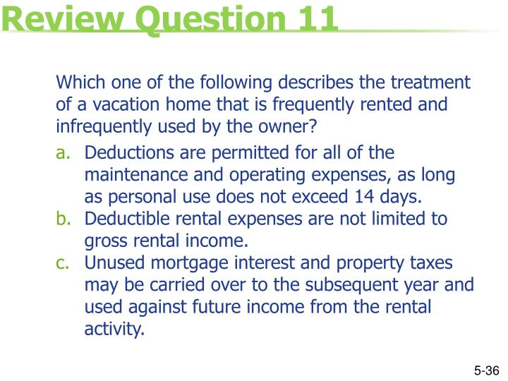 Review Question 11
