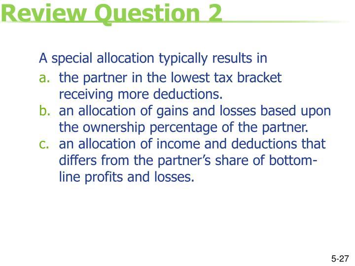 Review Question 2