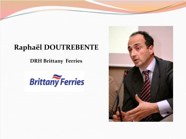 Raphaël DOUTREBENTE