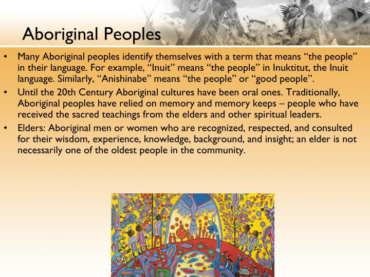 PPT - North American Aboriginal Spirituality youtube/watch ...