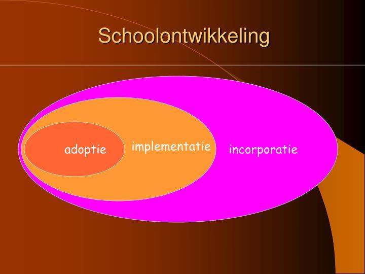 Schoolontwikkeling
