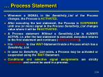 process statement2