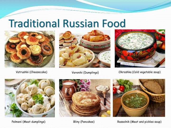 Ppt let s learn about russia powerpoint presentation for Authentic russian cuisine