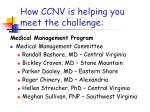 how ccnv is helping you meet the challenge