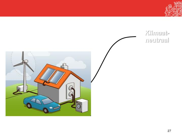 Klimaat-neutraal