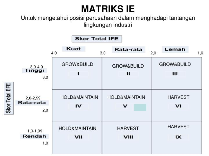 MATRIKS IE
