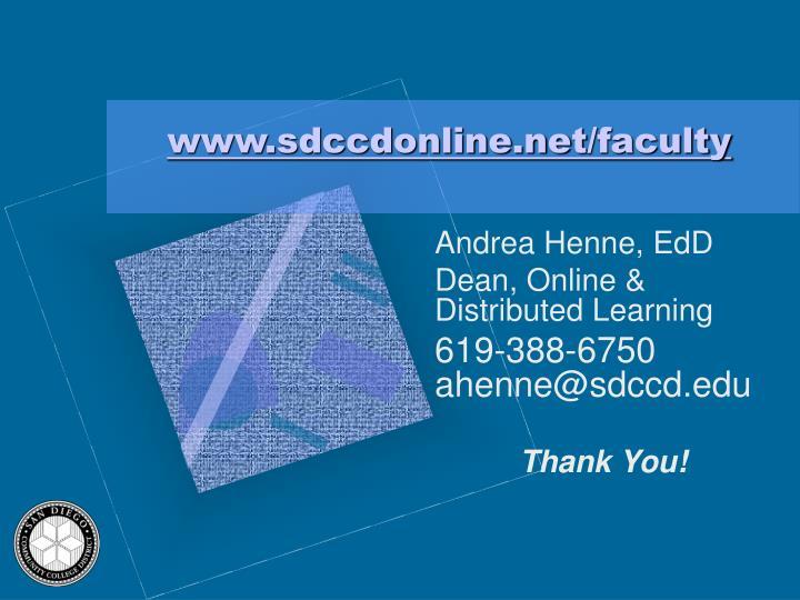 www.sdccdonline.net