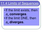 11 4 limits of sequences1