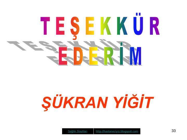 ŞÜKRAN YİĞİT