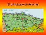 el principado de asturias