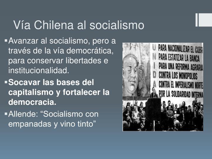 Vía Chilena al socialismo