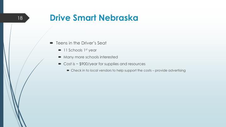 Drive Smart Nebraska