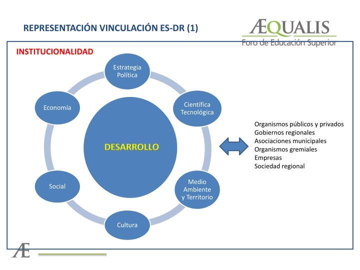 REPRESENTACIÓN VINCULACIÓN ES-DR (1)