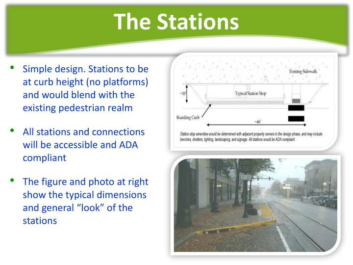 The Stations