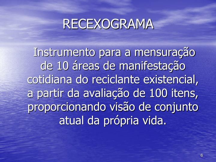 RECEXOGRAMA