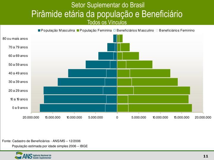 Setor Suplementar do Brasil