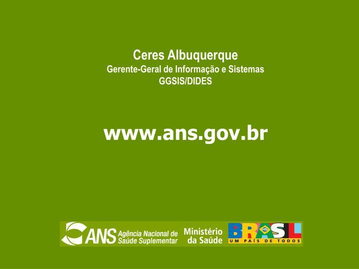Ceres Albuquerque